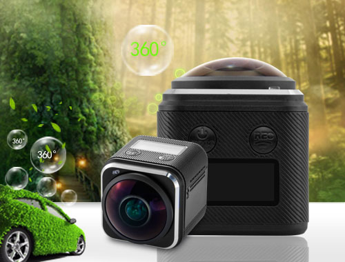 360全景運動DV相機(V30)